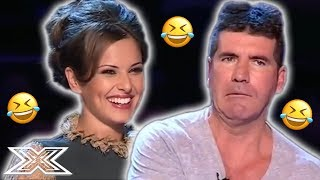 Best Of FUNNY X Factor Auditions - COMEDY GOLD | X Factor Global