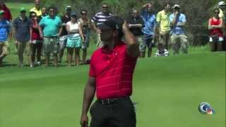 Tiger Woods Final Round PGA Championship 2012