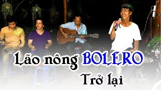 THƯ CHO VỢ HIỀN /Lão nông BOLERO và Guitar Lâm Thông- anh Bình cần thơ với nhiều ca khúc nhạc vàng