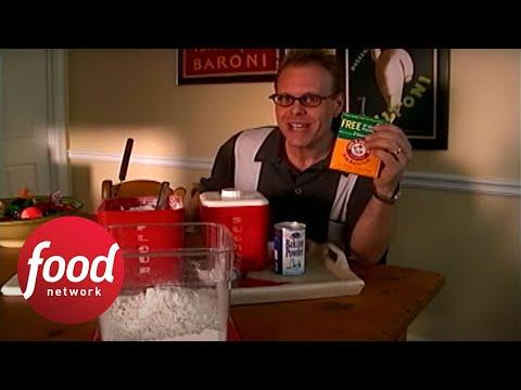 "Alton's ""Instant"" Pancake Mix   Food Network"