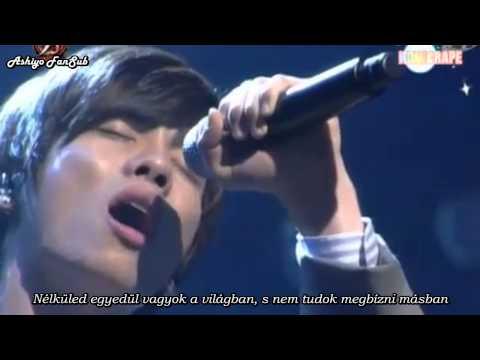 Lee Ji Hoon, Kim Jong Hyun - Why is the sky (hun sub) [Ashiyo FanSub]