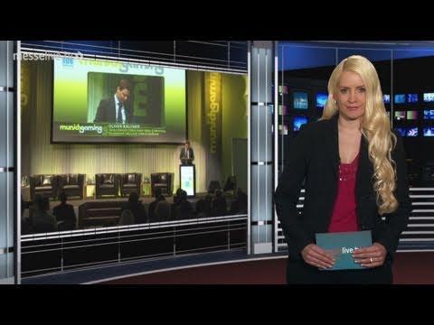 """Reportage: über """"Onlinespiele auf dem Vormarsch"""""""
