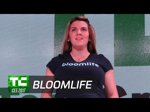 Bloomlife: A Wearable Monitor for Expectant Moms at CES 2017