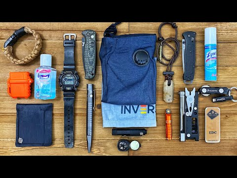 My Every Day Carry - Weekly EDC Update April 2020