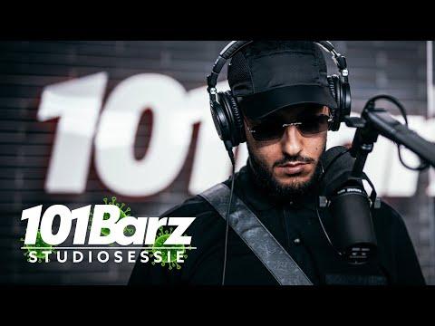 Spow Business (3robi, Aim, Cor, YassineBeats) | Studiosessie 343 | 101Barz