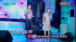 Karaoke  Nhật Ký Đời Tôi _Song ca với Cẩm Tiên