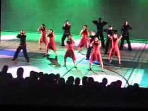 Ricky Martin, Maria (flamenco/salsa/streetjazz)