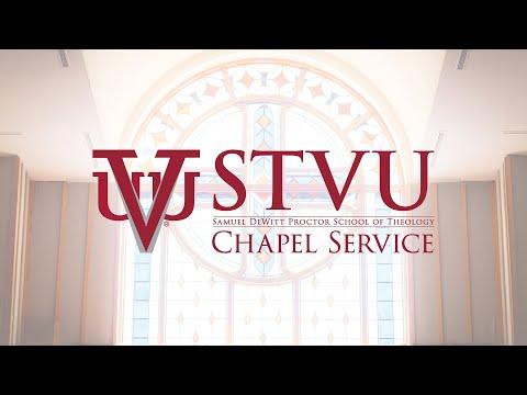 Virginia Union University Samuel DeWitt Proctor School of Theology | Saturday Chapel Service Sept 5