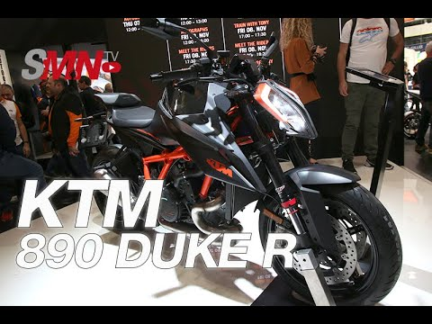 KTM 890 Duke R/390 Adventure 2020 - EICMA 2019 [FULLHD]