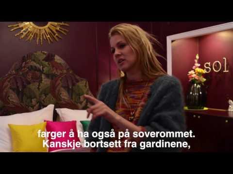 Dagny Thurmann-Moe: Farger til folket! På Grand hotell.