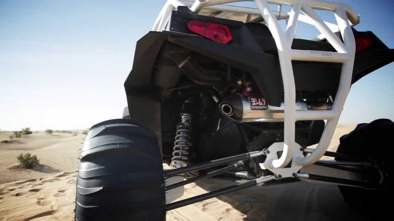"All Out Offroad >> UTVUnderground Vehicle BREAKDOWN: ""StormTrooper"" Polaris RZR XP4 - YouTube"