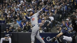 Dodgers vs Brewers | NLCS Highlights Game 2 ᴴᴰ