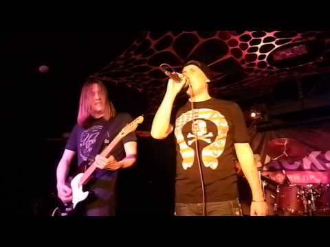 Легион - Листопад (СПб, Backstage, 15.02.2014)
