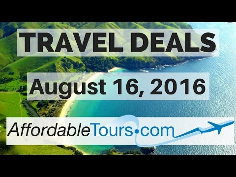Travel Deals- AffordableTours.com