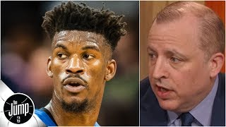 Tom Thibodeau explains his feelings about what went down in Minnesota | The Jump