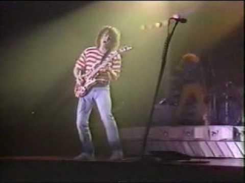 Van Halen - 5150 (live 1989)