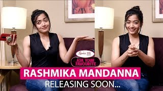 Rashmika Mandana on JFW Ask Your Favourite..
