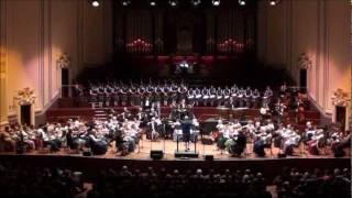 The Scottish Fiddle Orchestra-Usher Hall, Edinburgh, Hogmanay Dec. 2011 - Part 1