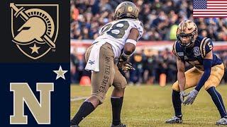 Army vs #23 Navy   2019 College Football Highlights