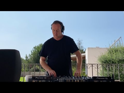 Sasha DJ Set- Desert Hearts Twitch (DJ Three Hallucienda Takeover)