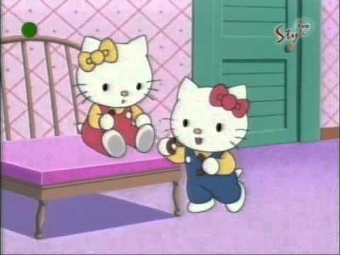 Hello Kitty - odcinek 14 B bajki - Sprawiedliwe dzielenie PL