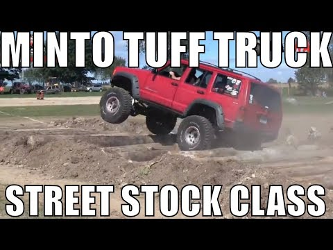 STREET STOCK CLASS AT MINTO TUFF TRUCK CHALLENGE 2018