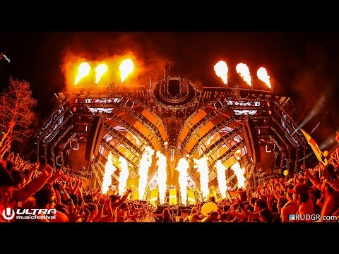 Afrojack - Live at Ultra Music Festival Miami 2016