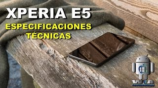 Video Sony Xperia E5 tfhZ382y4P4