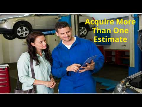 Tips For Finding A Good Auto Body Shop