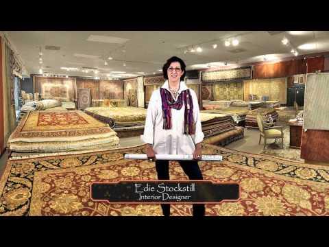 Alyshaan Fine Rugs - Edie Stockstill Testimonial