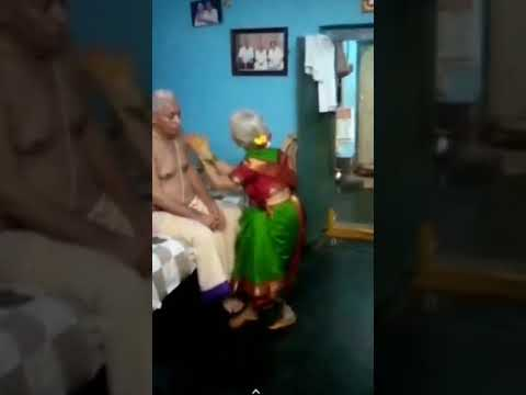 Old woman dances to popular Bullet Bandi song, wins hearts