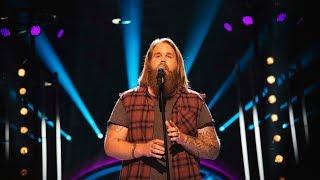 Christoffer Kläfford sjunger Wicked game i Idols kvalvecka - Idol Sverige (TV4)