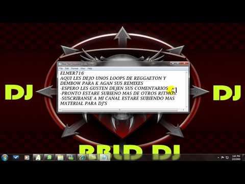 LOOPS DE REGGAETON PARA DJ'S