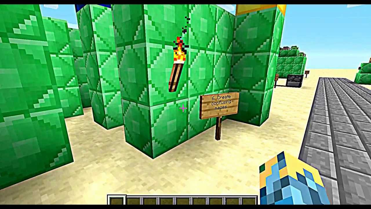 The 10 Uses Of Emerald On Minecraft Youtube