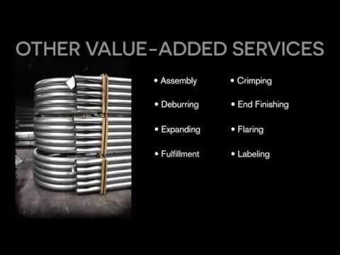 Allied Tube & Conduit's Mechanical Fabrication Capabilities