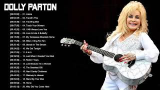 Dolly Parton Greatest Hits - Best Songs Of Dolly Parton Playlist