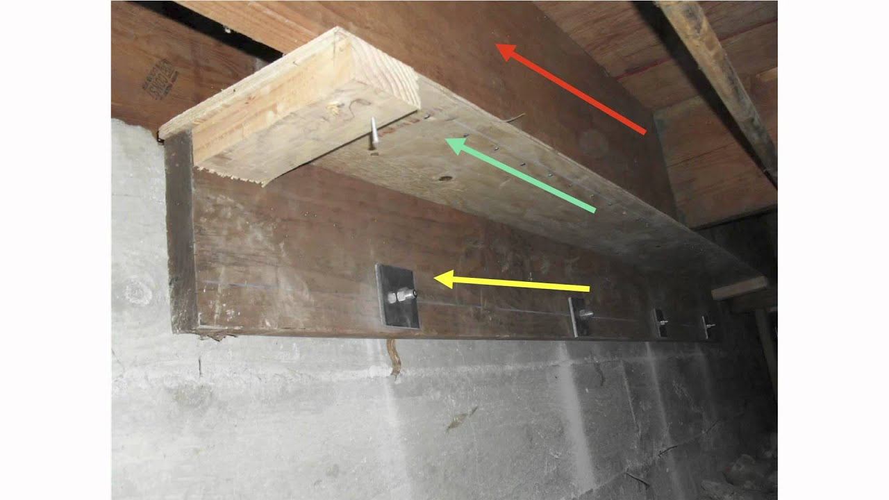 Retrofit Bolting Of Houses Without Cripple Walls Is Simple