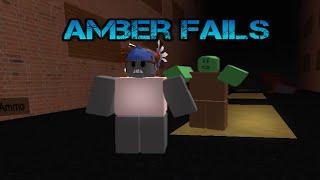 Amber Fails: Undead Nation Noob