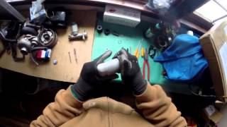 HOW TO: Wilwood Master Cylinder Install for LS1 S13 S14 240sx Other