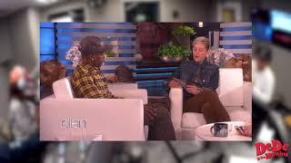 DeDe's Hot Topics - Travis Scott on Ellen talks about New Baby