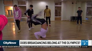 Does breakdancing belong at the Olympics?