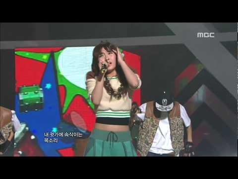 VNT : Sound(yeyeye) - 브이엔티, 소리(예예예), 쇼! 음악중심, 2010/12/04 - MBC