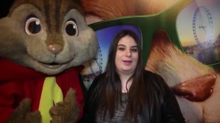 Goca Trzan, Slaven Doslo i Marija Serdar pozivaju na film Alvin i veverice: Velika avantura