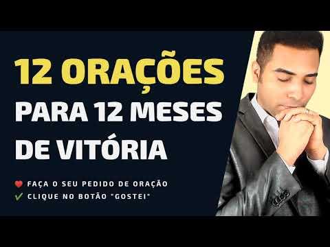 7º DIA - 12 ORAÇÕES PARA 12 MESES DE VITÓRIA