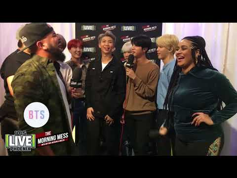 Watch BTS Band Members Profess Their Love For Usher, Zedd and More!