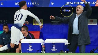 Ridiculous Moments on Bench You Surely Missed