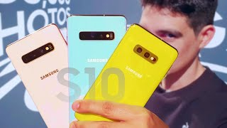 Video Samsung Galaxy S10 Exynos tgec0CAHMlM