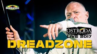 Dreadzone live Ostróda Reggae Festival, Poland, 2017