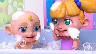 """""""Yes Yes Bath Song"""" + 30min More Baby Shark Nursery Rhymes Songs for Children"""
