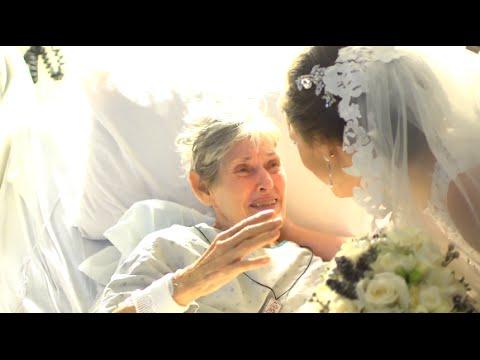 شاهد.. عروس وعريس تركا حفل الزفاف وإنتقلا الى المستشفى!